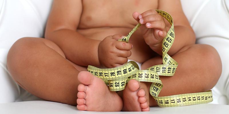 Aumento di peso nel neonato