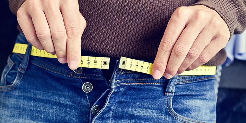 Calo di peso quali cause e come provvedere