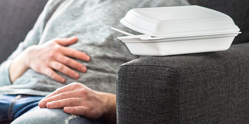 Problemi di indigestione cosa fare per sentirsi meglio