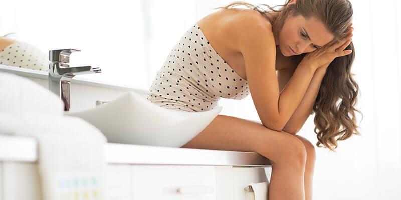 Dolori addominali e diarrea