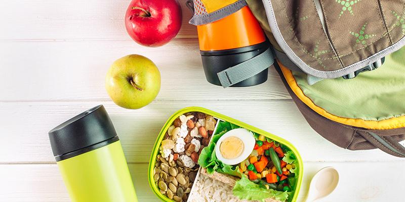 Cosa portare in viaggio da mangiare