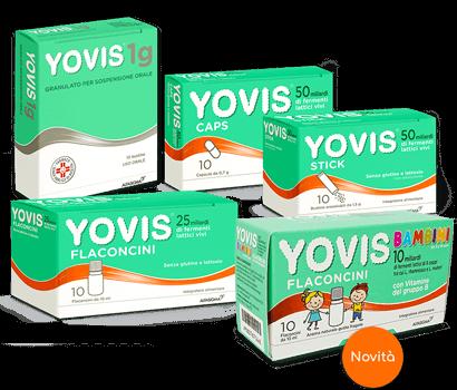 Yovis composit mobile